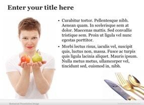 Restaurant Keynote Theme - Slide 3