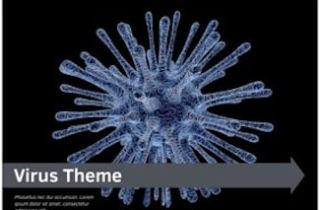 Virus Dna Keynote Theme