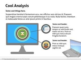 Notebook PC Keynote Template - Slide 2