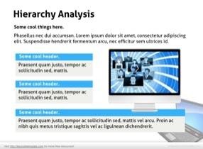 Notebook PC Keynote Template - Slide 4