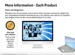 Notebook PC Keynote Template - Slide 7