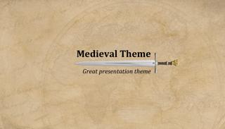 Medieval Keynote Template