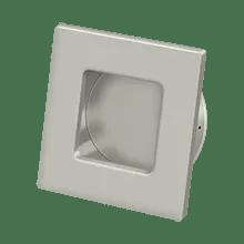 Square Flush Pull, 2-3/4″ x 2-3/4″