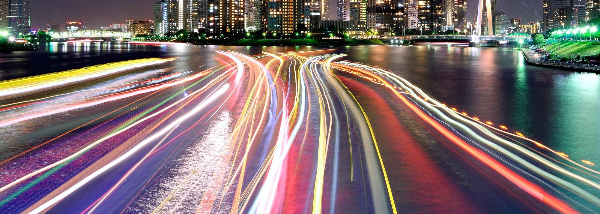 city-tokyo-japan-night-lights-houses-light-exposure