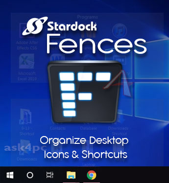 Stardock Fences Crack 3.0.9.11 With Serial Key Latest Download