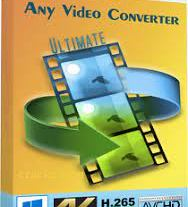 Any Video Converter Pro Crack 7.1.4 Full Version Free Download