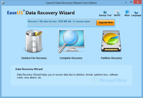 EaseUS Data Recovery Wizard Crack 14.2.1 Full Download [Latest]