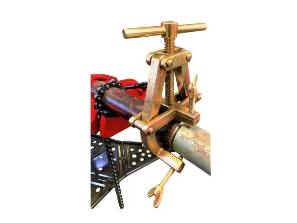 pipe production manufacture clamp