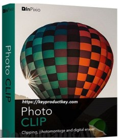InPixio Photo Clip 9.1 Professional Crack Keygen 2020