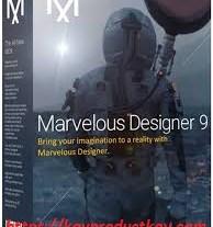 Marvelous Designer 9 Crack With Full Serial Key 2020