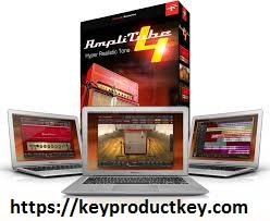 IK Multimedia Amplitube 4 Crack Serial Key Latest Version 2020