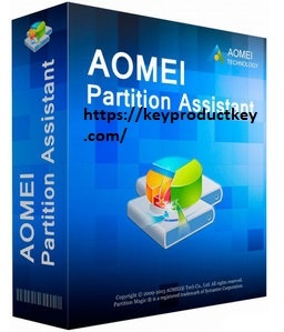 AOMEI Partition Assistant 8.10 Crack