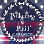 Polkadots & Plaid Logo