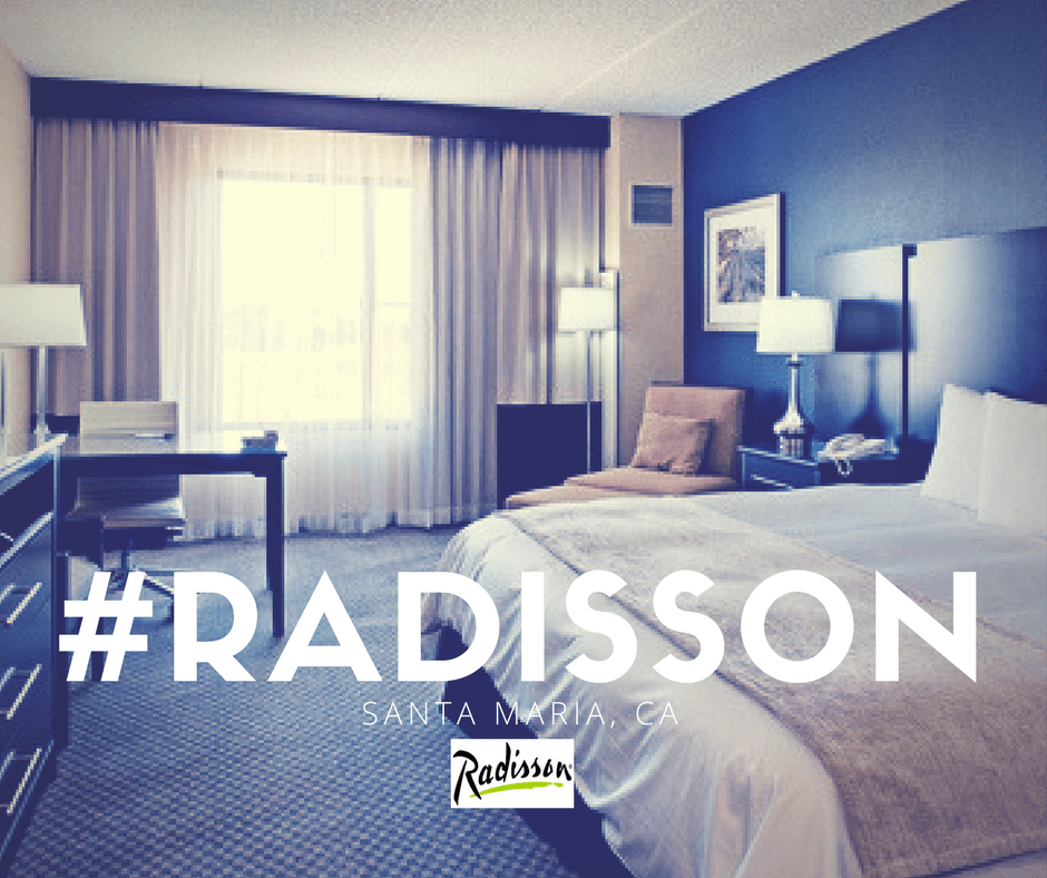 Wake up to luxury at The Radisson Hotel