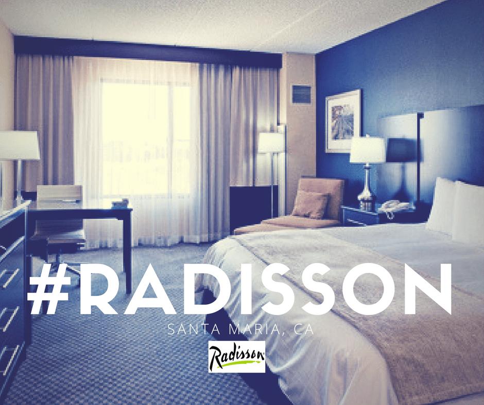 Wake up to luxury at The Radisson Hotel