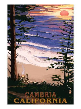 cambria painting