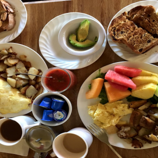 Best of the Brunch in SLO, San Luis Obispo County, CA
