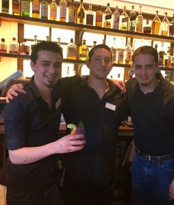Bartenders at Mad and Vin