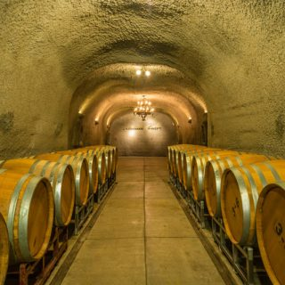 Explore the Caves at Cottonwood Canyon Winery