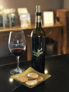 Cottonwood wine tasting