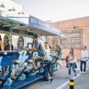Pedal On With Big SLO Bike!