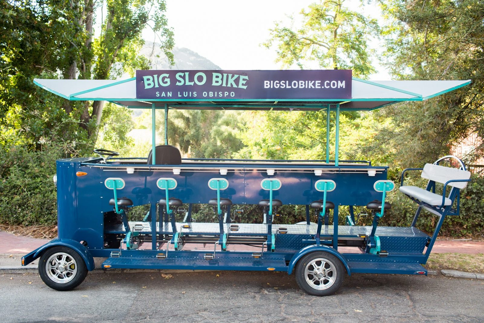Big SLO BIke