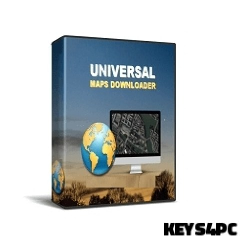 Universal Maps Downloader 10.044 Crack With Serial Number