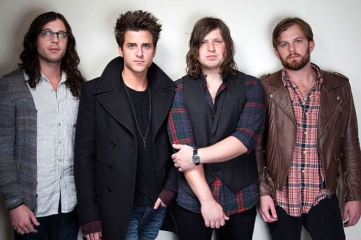 Kings Of Leon  New Single 'waste A Moment'  Keys And Chords