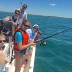Keys boat tours Family fishing