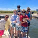 Family fishing tour keys boat tours