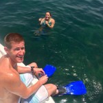 Snorkling with Keys Boat Tours