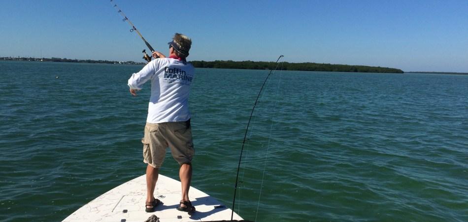 fishing Brian Branigan