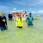 Keys Boat Tours snorkel