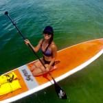 Keys Boat Tours paddle board rental