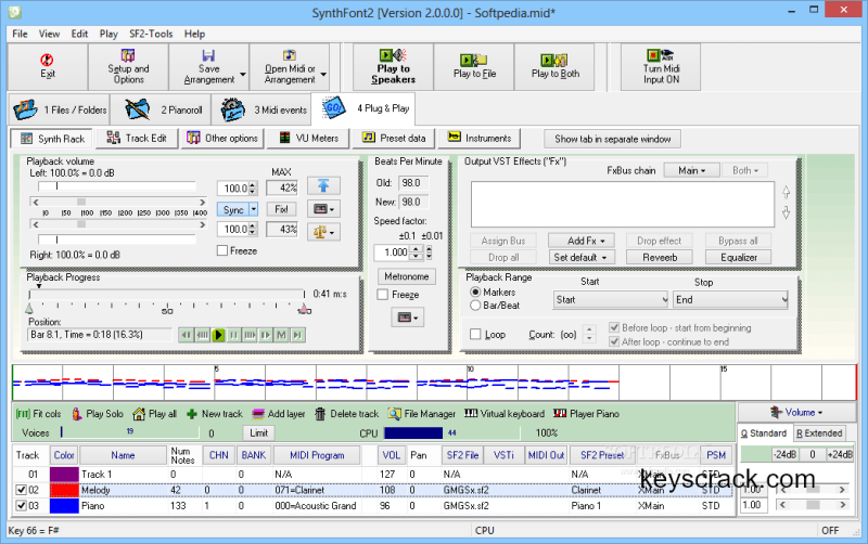 SynthFont2 4.0.6.177 [2019 Download]