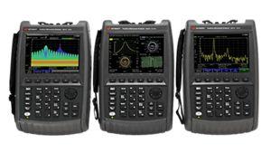 fieldfox handheld microwave analyzer