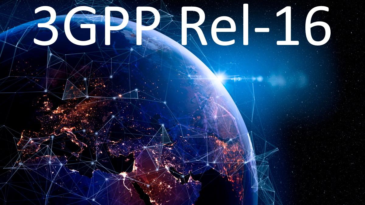 3GPP Release 16