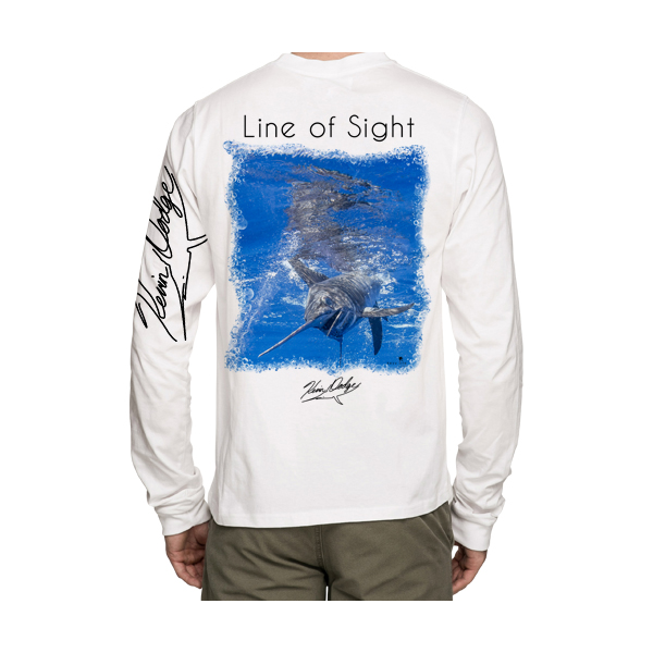 Line of Sight by Kevin Dodge - Sailfish