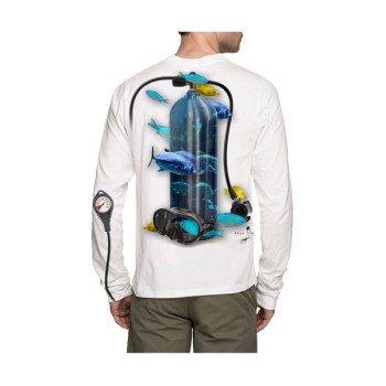 Dark Scuba Long Sleeve