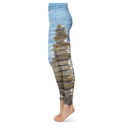 Tall Stone Stack Leggings