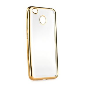 ELECTRO Jelly Case gold	- Xperia XZ 2