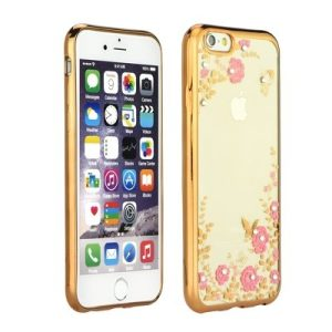 DIAMOND Case gold iPhone 6/6s