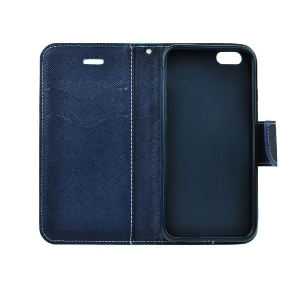 Fancy Book case red-navy Pocophone F1