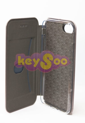 Book Elegance grey iPhone 7