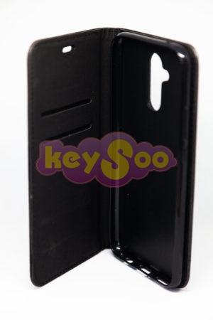 Prestige Book Case black Mate 20 Lite