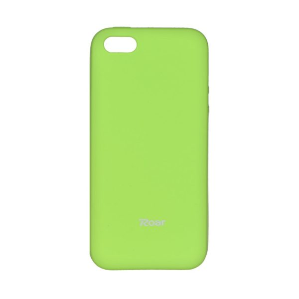 Roar Colorful Jelly Case lime- Ascend P8 Lite / P8 Mini