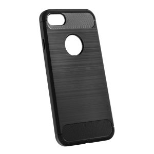Carbon case black Galaxy A9 (2018)