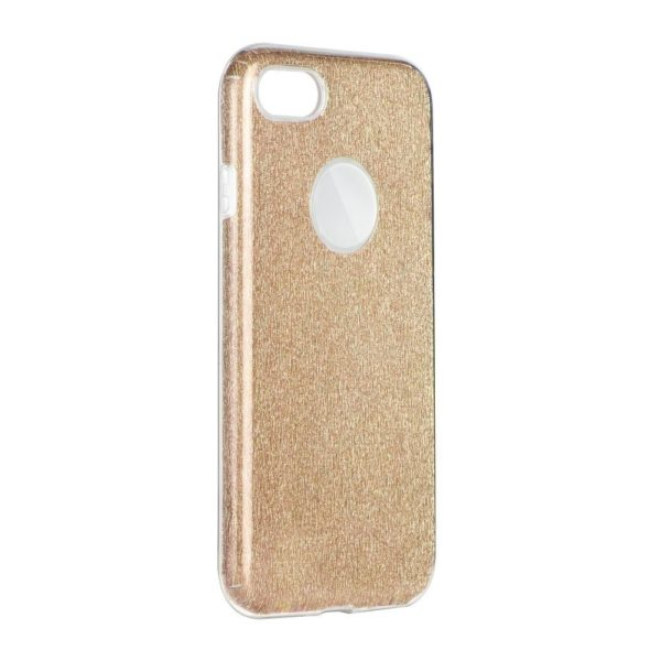 Forcell SHINING Case gold - iPhone 7 Plus