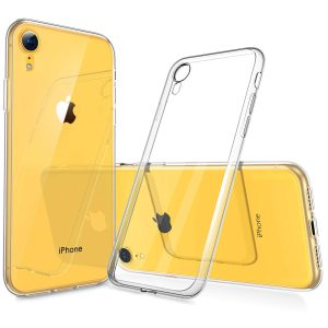 Roar Colorful Jelly Case transparent - iPhone XR