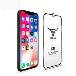 Zifriend 5D Tempered glass black - iPhone XR